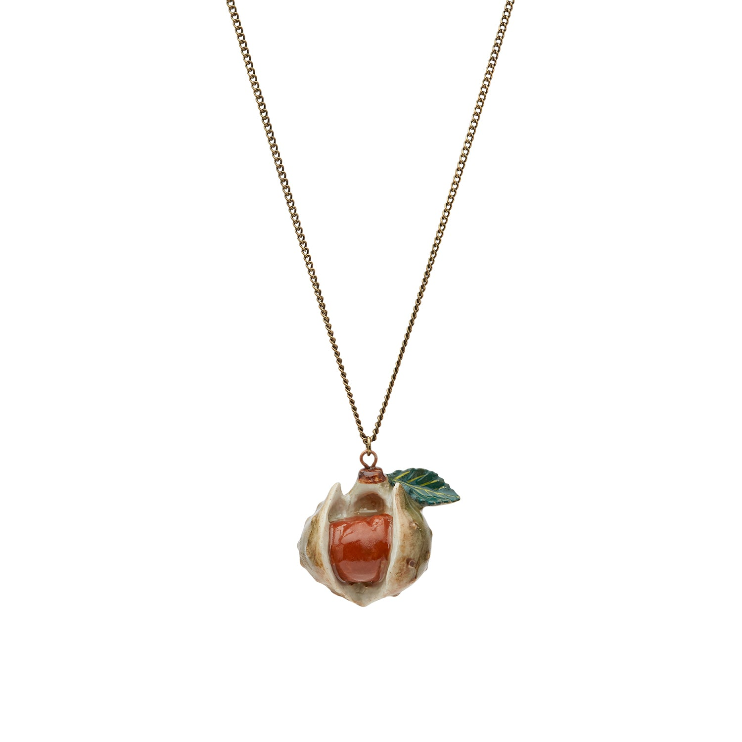 Chestnut Necklace
