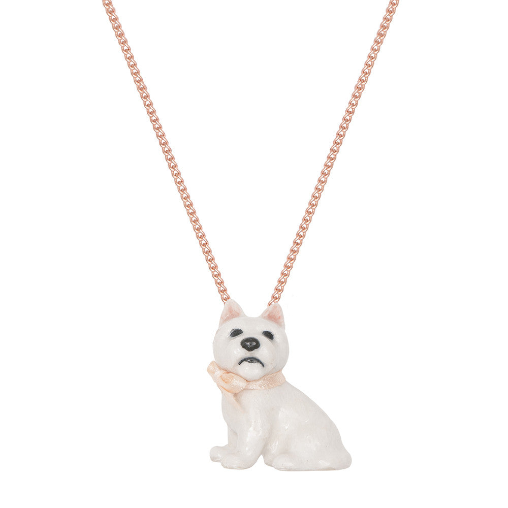 Maggie the Westie Necklace