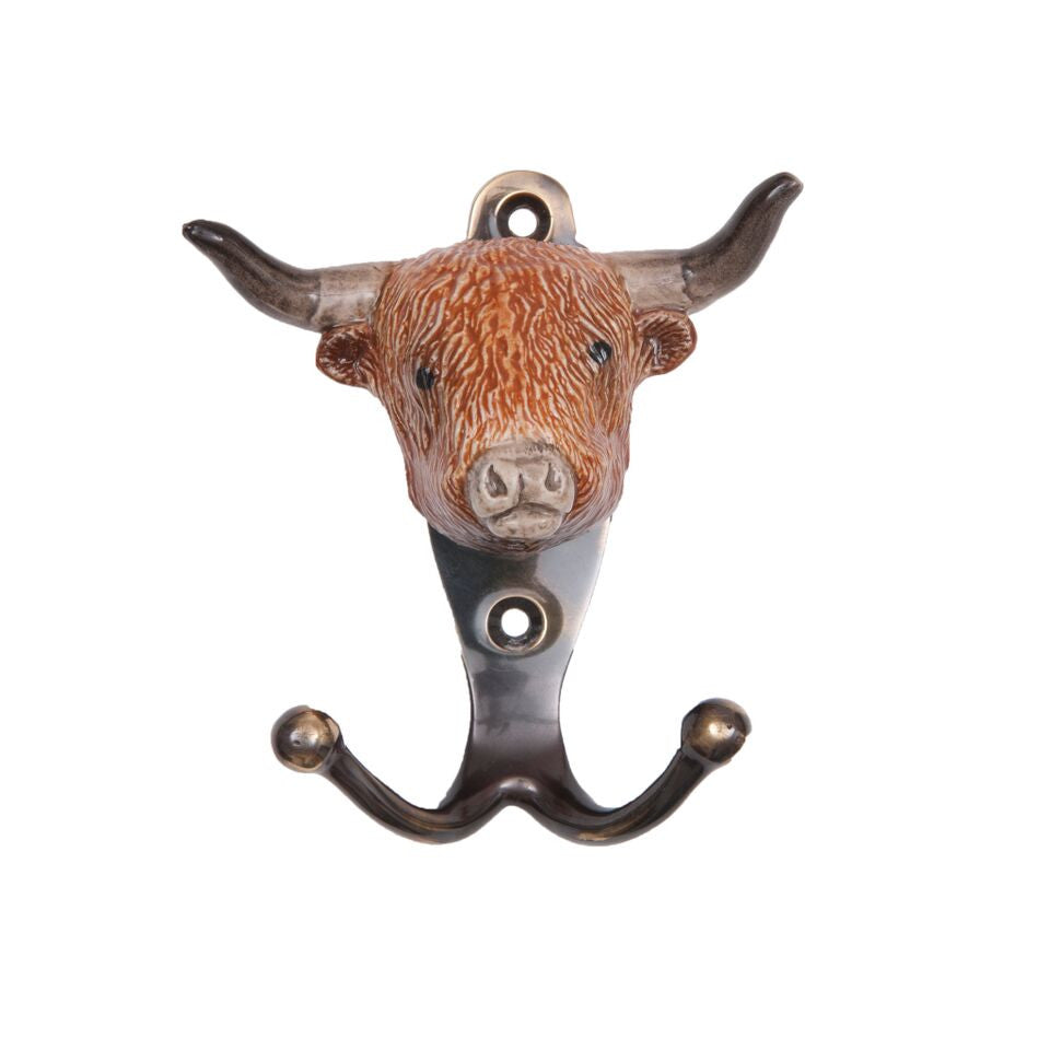 Highland Cow Hook