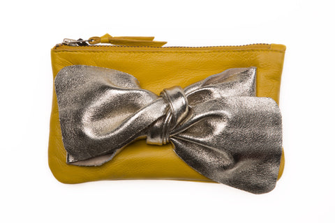 Buttercup Bow Purse