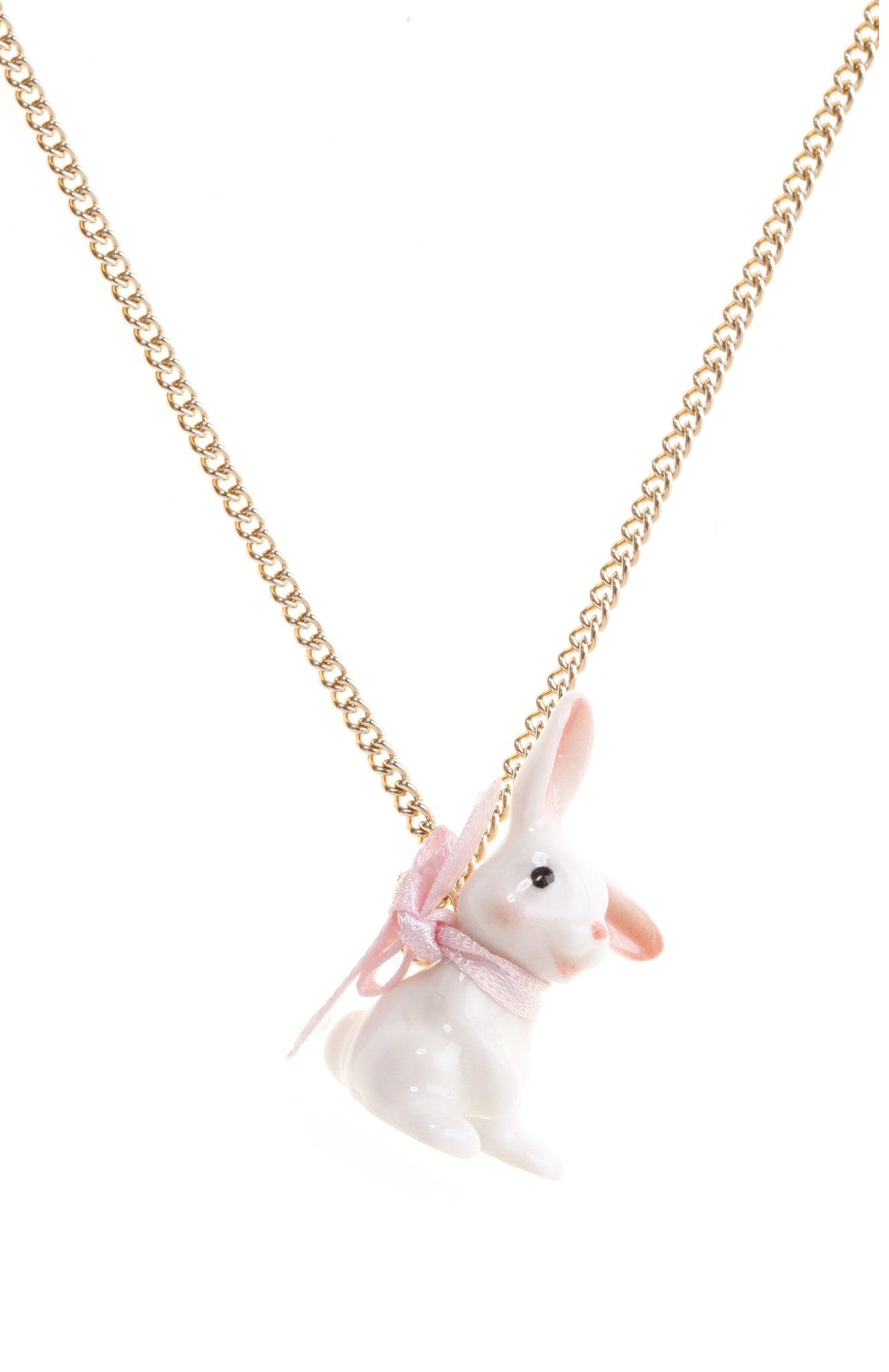 Baby Bunny Necklace