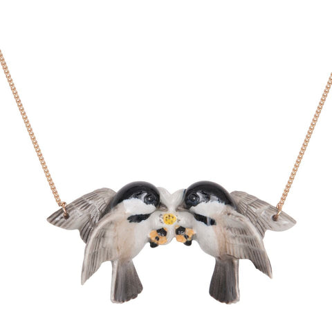 The Birds & The Bees Necklace