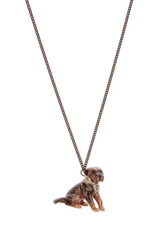 Border Terrier Small Necklace