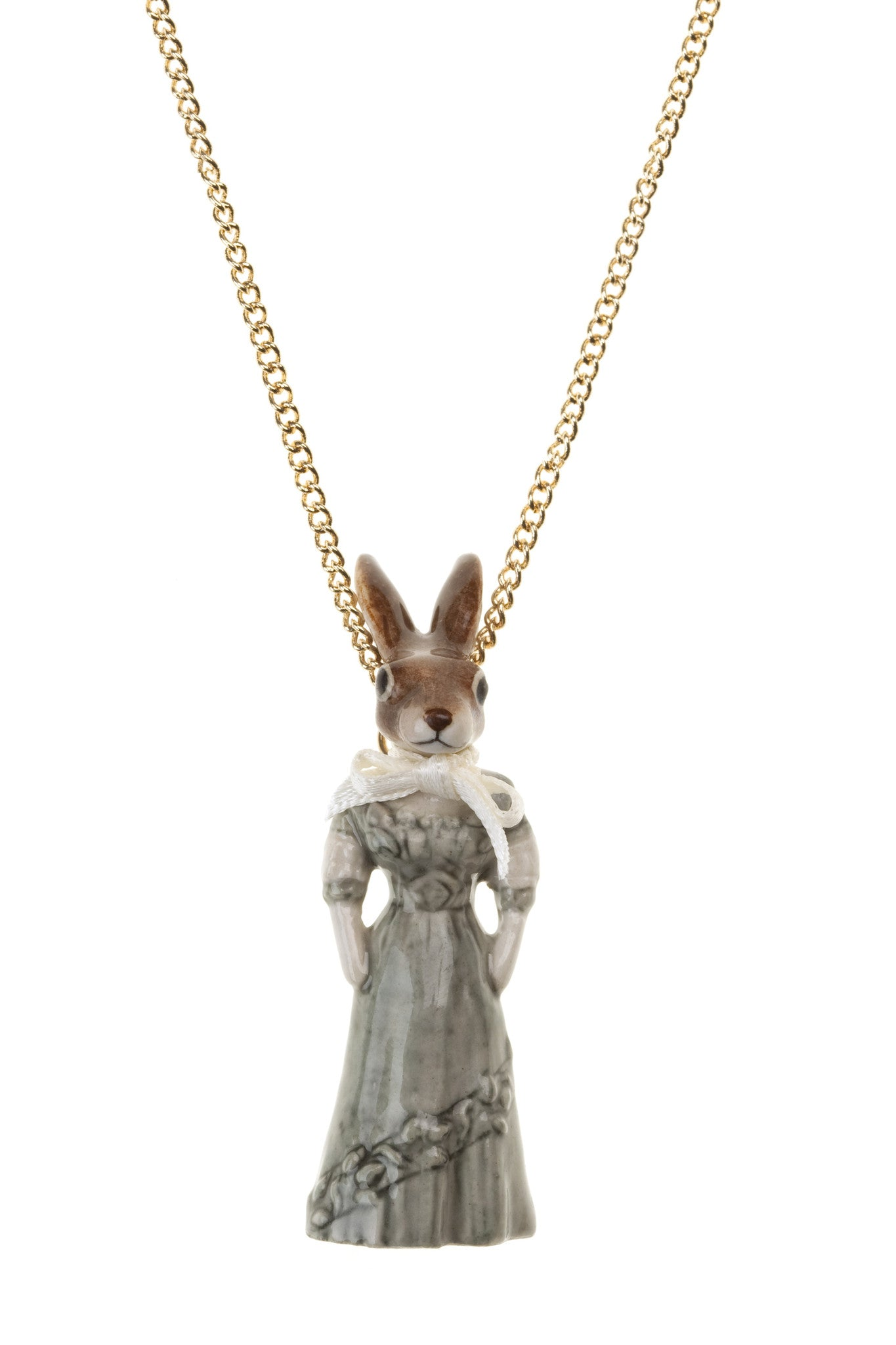 Miss Hare Necklace
