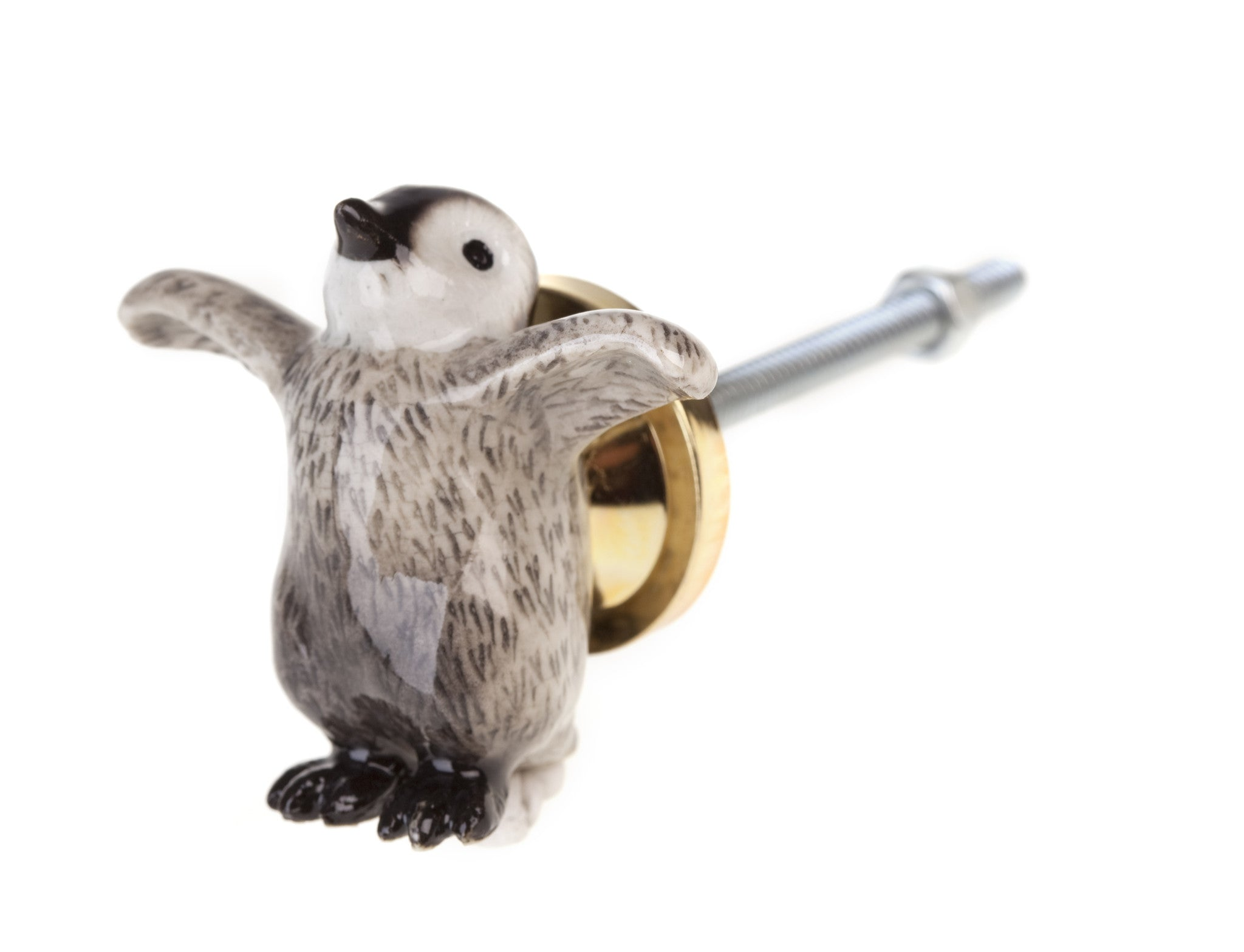 Pickle The Penguin Doorknob