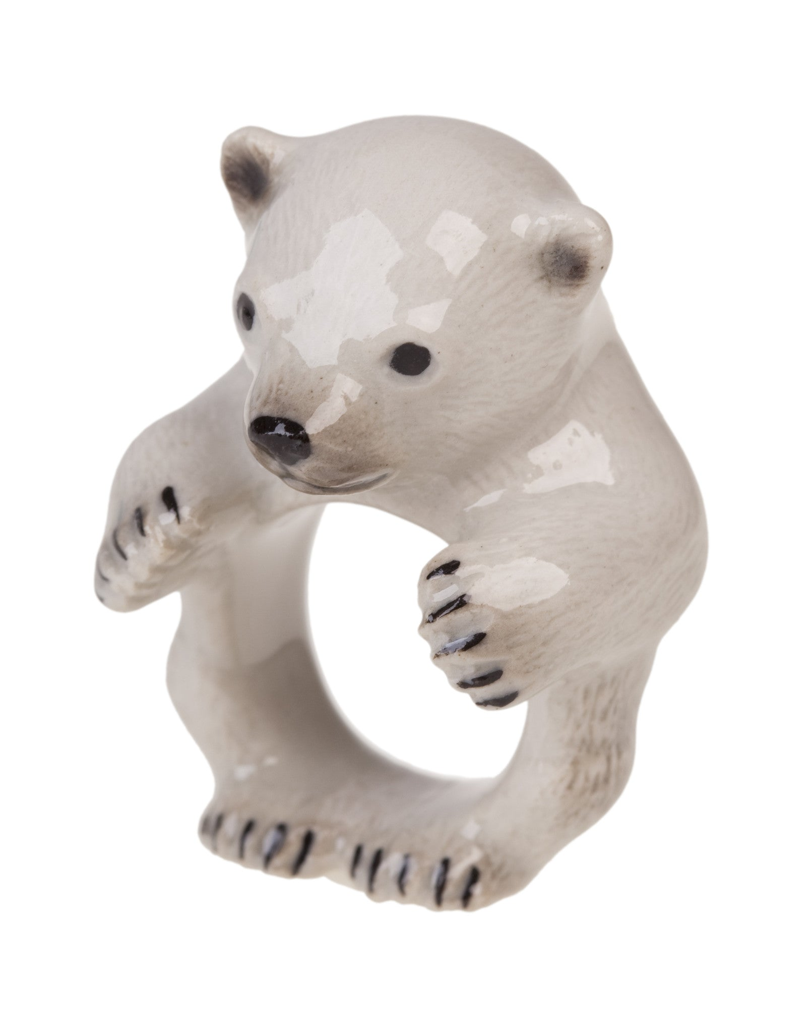 Baby Polar Bear Ring