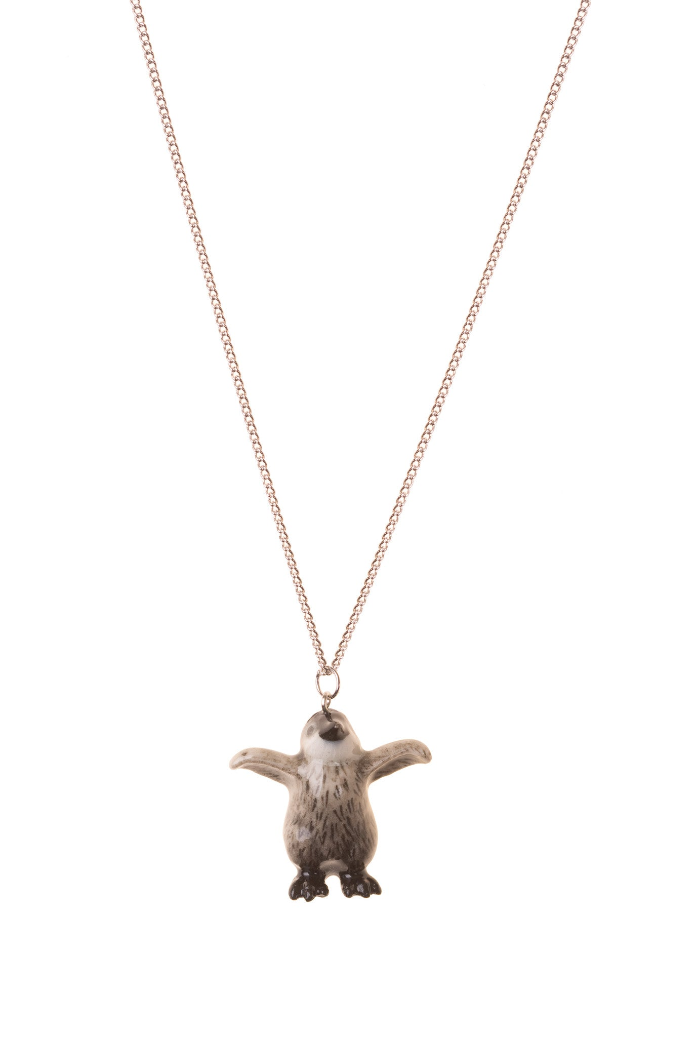 Pickle the Baby Penguin Necklace