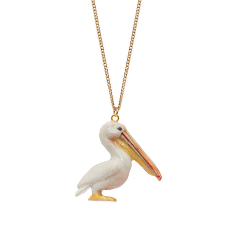 Pelican Necklace