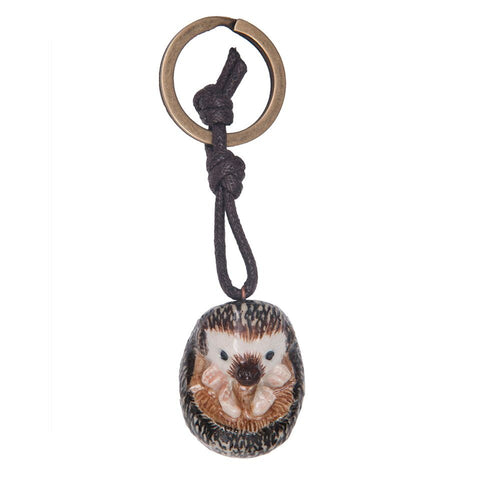 Hedgehog Keyring