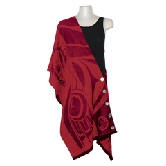 Native Origins Button Shawls