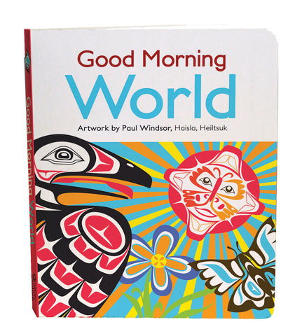 Board Book - Good Morning World