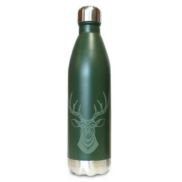 Large Insulated Bottle - Deer by Simone Diamond (25 oz)