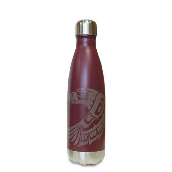Insulated Bottle - Eagle by Ben Houstie (16 oz)