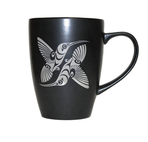 Black Mug - Offering by Francis Horne Sr