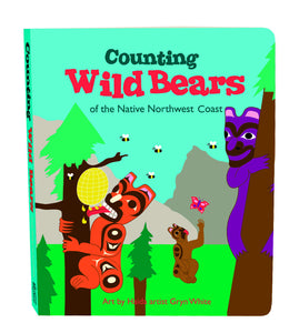 Board Book - Counting Wild Bears