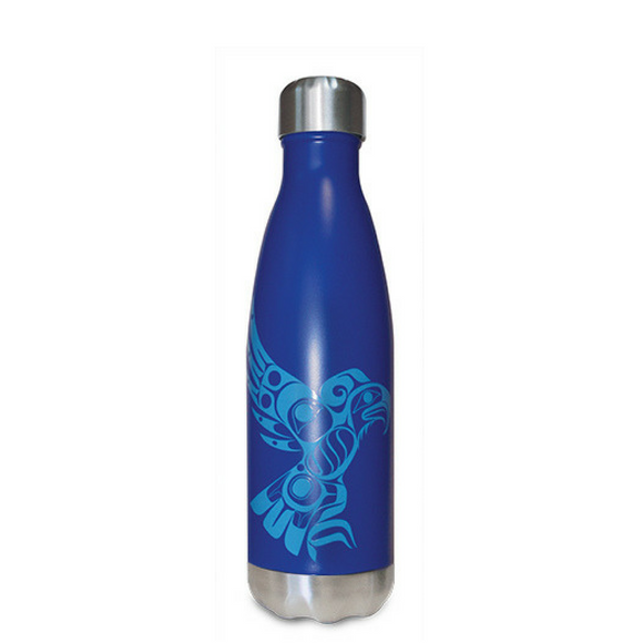 Insulated Bottle - Thunderbird by Allan Weir