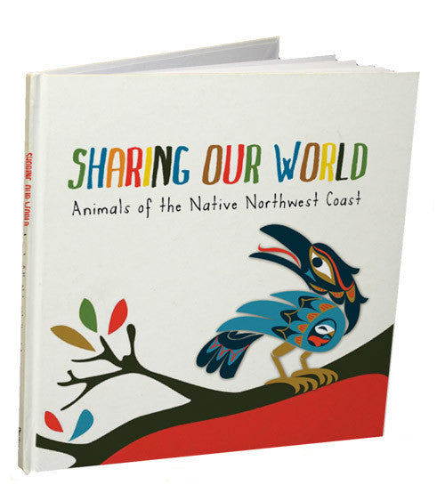 Hard Cover Book - Sharing Our World