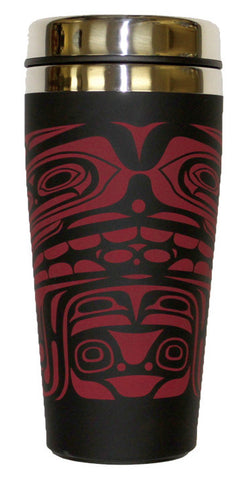 Travel Mug 16oz  - Chief of the Seas by Donnie Edenshaw