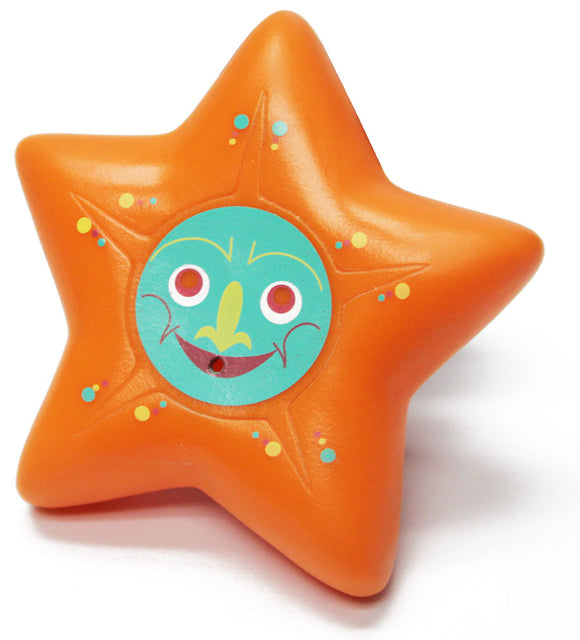 Bath Toy - Starfish by Ryan Cranmer
