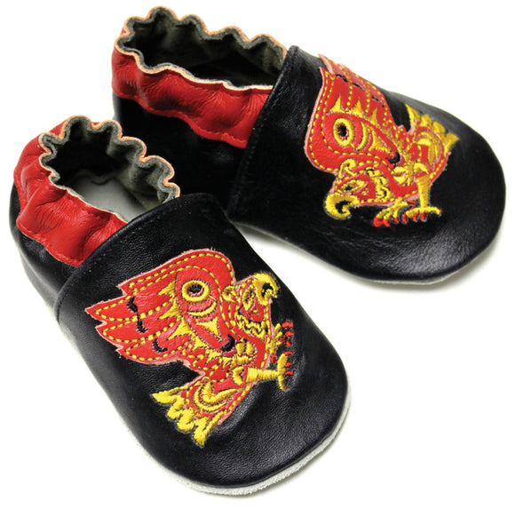 Baby Shoes - Thunderbird by Doug LaFortune