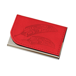 Card Holder - Gift of Honour by Francis Horne Sr.