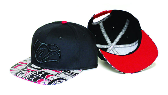 Snap Back Hats - Eagle Vision by Allan Weir