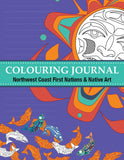 Colouring Journal: Northwest Coast First Nations & Native Art