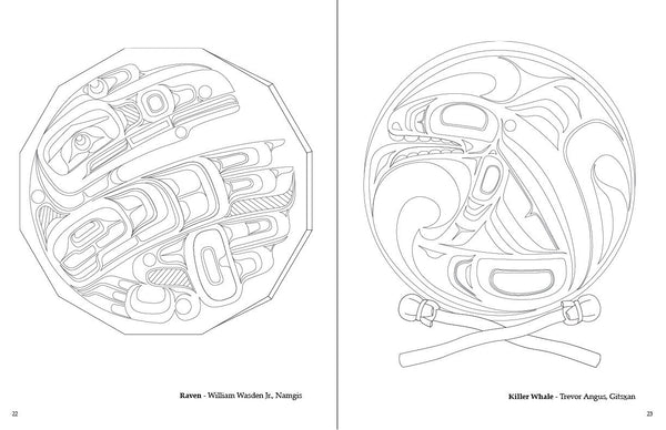 Colouring our Drums: Northwest Coast First Nations and