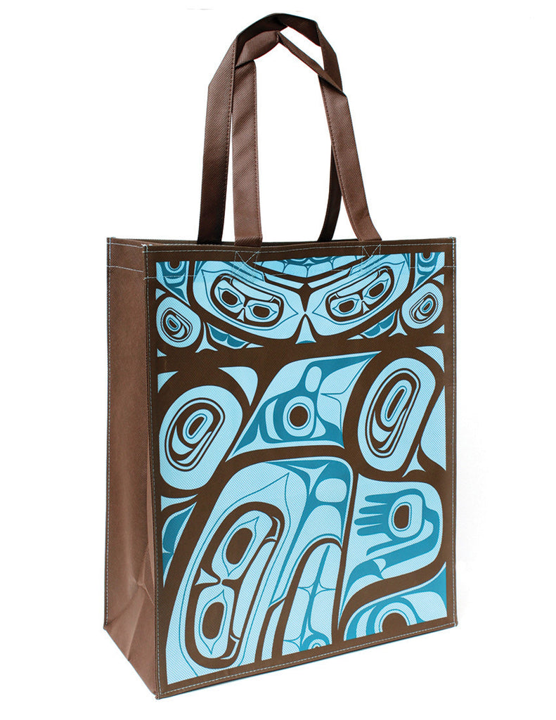 Eco Bag - Embracing Tradition by Donnie Edenshaw