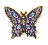 Enamel Pin - Butterfly by Joe Wilson-Sxwaset
