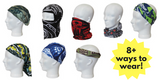 Multifunctional Headwear - Eagle Flight by Paul Windsor