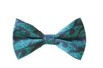 Bow Tie - Salmon Run by Dylan Thomas