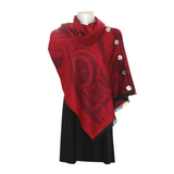 button-shawl-eagle-red-wrap