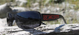 Metal Frame Sunglasses - Raven by Shawn Edenshaw