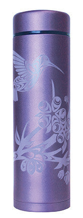 Insulated Tumbler - Hummingbird by Simone Diamond