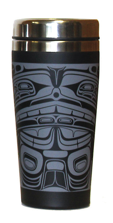 Travel Mug 16oz - Preserving Tradition by Ernest Swanson