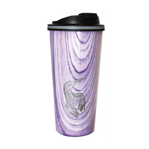 Insulated Travel Mug - Hummingbird by Gordon White