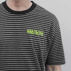 Striped T-Shirt - Black