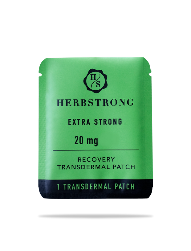 Transdermal Recovery Patches