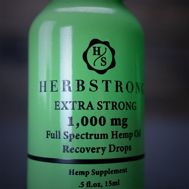 Extra Strong Recovery Drops
