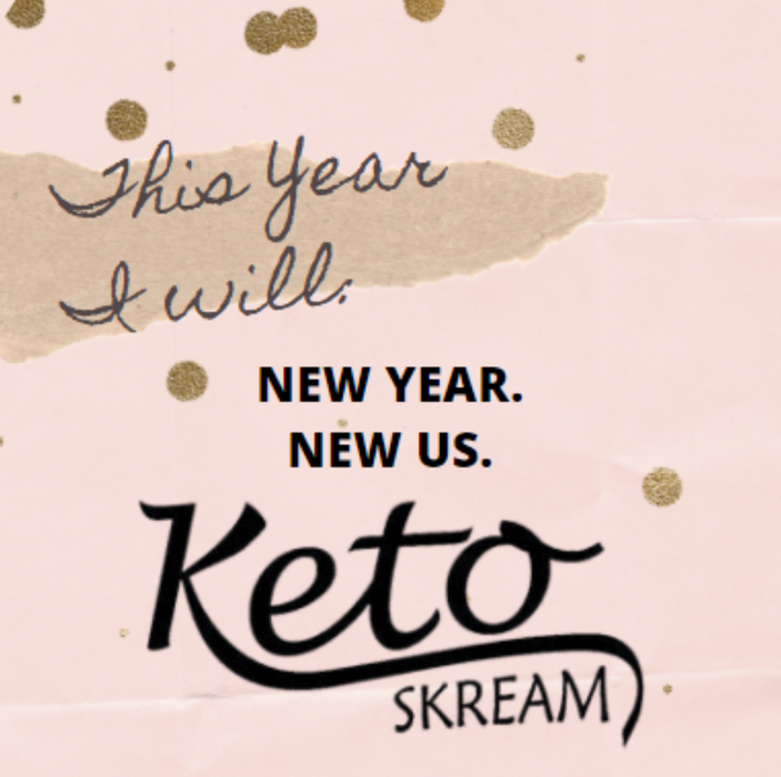 Setting Resolutions & Sipping Something Keto to ring in the New Year!
