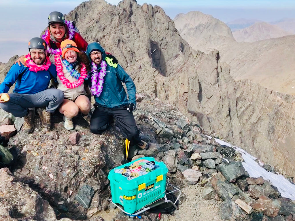An Interview with Brittney Woodrum: The Fourteeners Project