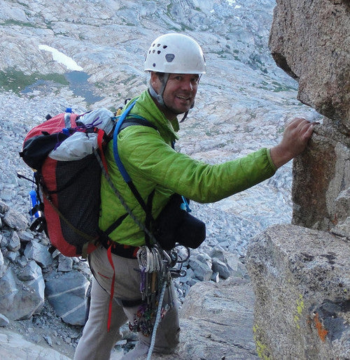 Inside the World of a Professional Mountain Climber: Hanging out with Kurt Wedberg