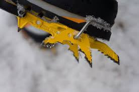 Keep Your Crampons Under Control