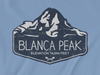 Blanca Peak Women's Tee - All Peak