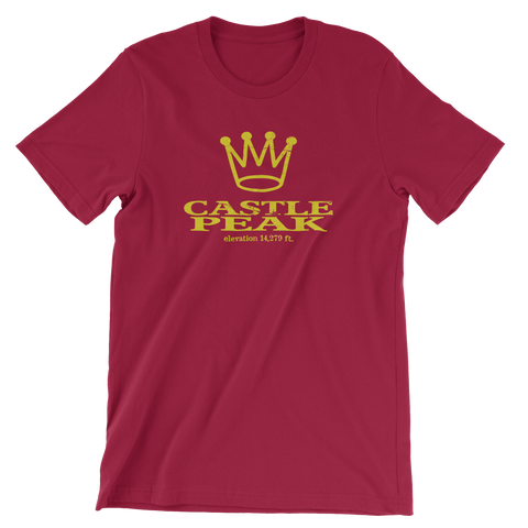 Castle Peak Unisex Tee - All Peak