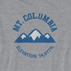 Mount Columbia - All Peak