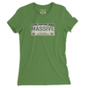 Mount Massive Women's Tee - All Peak