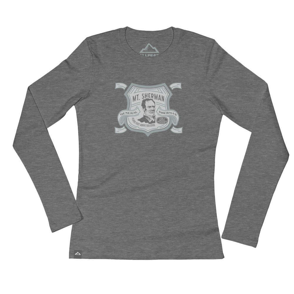 Sherman Women's Tee - All Peak