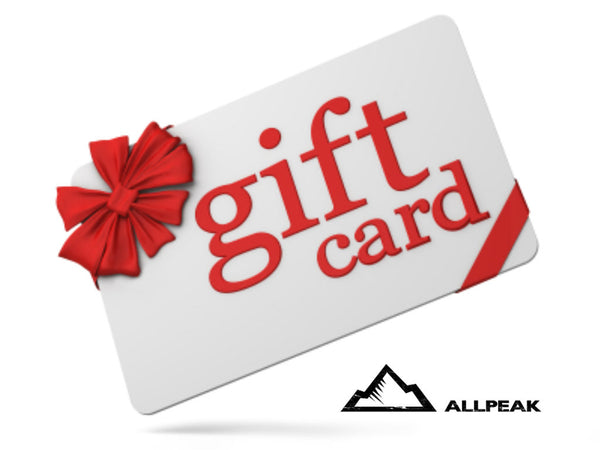 All Peak Gift Card - All Peak